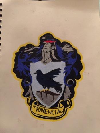 Ravenclaw logo