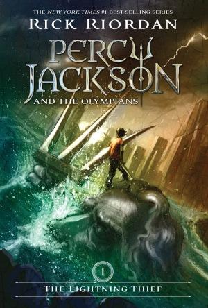 The lightning thief series book 2